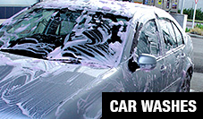 Asphalt maintenance for Car Washes