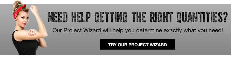 Try Our Project Wizard