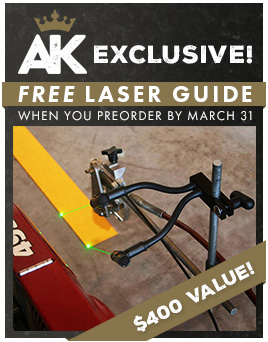 Free Laser Guide