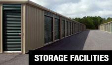Asphalt maintenance for storage facilities