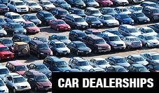 Asphalt maintenance for car dealerships